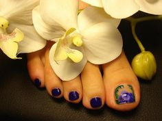 Toenail Art Designs