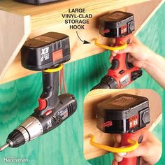 Do It Yourself Garage Storage- CLICK THE PIC for Various Garage Storage Ideas. 33622222 #garage #garagestorage