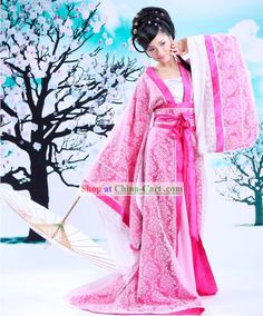Ancient Xi Shi Beauty Costumes