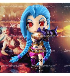 http://www.labtee.com/League-Of-Legends-Jinx-Medium-Garage-Kit-Model?limit=100