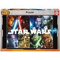 FACTORHOBBY.COM - STAR WARS PUZZLE  Tienda Online Especialistas en Radiocontrol y Hobby #STARWARS #starwarsfan #starwarstoys #puzzlestarwars #starwarspuzzle #darkside #stormtrooper #ewanmcgregor #lukeskywalker Starwars, Puzzles, Ewan Mcgregor, Star Wars Toys, Luke Skywalker, Junior, Dark Side, Disney, Coloring Books