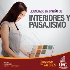 Como Licenciado de Interiores y Paisajismo podrás desempeñarte en el sector público y en el privado como diseñador en el ramo comercial, hotelero y habitacional.