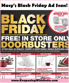 a94472ec55dc 23 Best Macy's Black Friday Preview images | Black Friday, Ankle ...