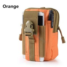Universal Outdoor Tactical Holster Military Molle Hip Waist Belt Bag Wallet Pouch Purse Phone Case with Zipper for iPhone 7 /LG Waist Pouch, Belt Pouch, Pouch Bag, Waist Purse, Belt Purse, Iphone 7 Plus, Iphone 6, Apple Iphone, Iphone Wallet