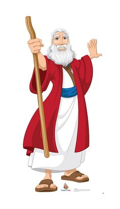 Moses Standup