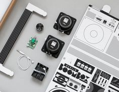 berlin boombox for iPhone by axel pfaender