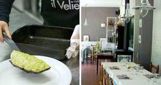 Dentice in crosta di zucchine: ricetta di Carla Mazzucco - Il Veliero, Terracina per #Tuttofood2015
