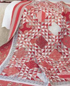 yet another Rouenneries by French General quilt