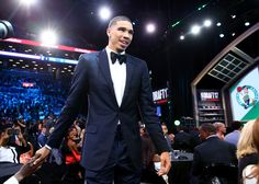 Nba Players, Basketball Players, Nba Draft 2017, Small Forward, Nba Fashion, Jayson Tatum, Boston Celtics, One Team, Image