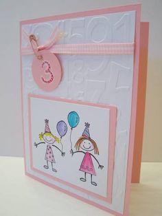 cute and easy birthday card