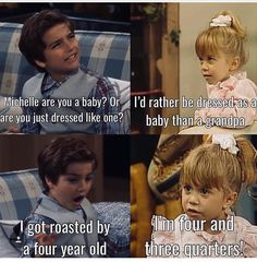 Haha I love this❤️ • Full house or fuller house? • Cre