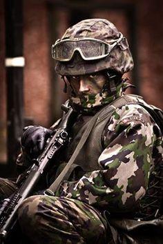 Swiss Army Grenadier.