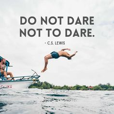 Do not dare not to dare. - Wanderlust Quotes - Instagram Post Top Travel Destinations, Best Places To Travel, Cool Places To Visit, Travel Ideas, Travel Inspiration, Travel Tips, Wanderlust Quotes, Wanderlust Travel, Poetry Foundation