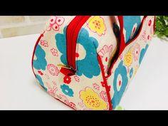 主婦のミシン、DIY.簡単パイピングの作り方 - YouTube Handmade Bags, Sewing Tutorials, Bag Making, Projects To Try, Quilts, Purses, Crafts, Leather Tote Handbags, Vape Tricks