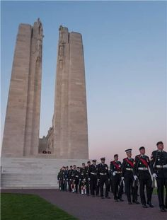 A century later, ceremonies across Canada and in France commemorate and reinforce our commitment to never forget our fallen. O Canada, Marina Bay Sands, Forget, France, Building, Travel, Voyage, Buildings, Viajes