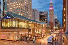 Cidade de Denver no Colorado