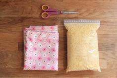 DIY : Le Wrap en cire d'abeille // Beeswax wrap