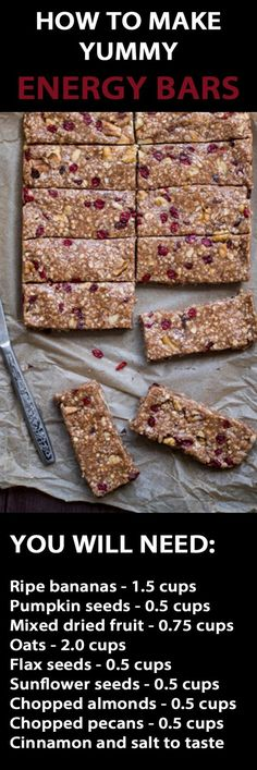These bars sound great. Will have to see what I can conjure up tomorrow morning that are kind of like these.