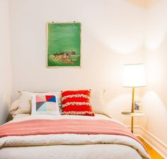 Drew & Robyn's Smart, Sunny Logan Square Graystone — House Tour | Apartment Therapy