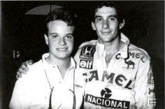 Ayrton Senna & Barrichello