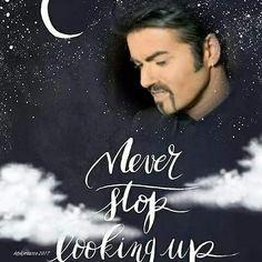 So beautiful.George Michael-Georgios Kyriacos Panayiotou-Yog