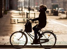 https://flic.kr/p/e112hf | Copenhagen Bikehaven by Mellbin - Bike Cycle Bicycle - 2013 - 0631 | Parka's don't have a great fashion reputation. But biking on a frosty Copenhagen day its not only practical - it can look great too!