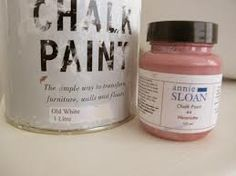 Paint for Sewing Table - Annie Sloan Henrietta