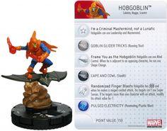 Hobgoblin #041a Amazing Spider-Man Marvel Heroclix - Marvel: Amazing Spider-Man - Heroclix