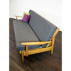 1060s Scandart sofa bed