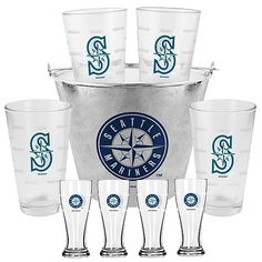 Seattle #Mariners MLB.com Exclusive Gift Set $59.99