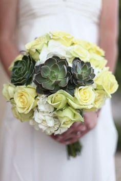 Bridal Bouquet: My Little Flower Shop.
