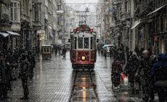 Beyoğlu by Murat  Akan on 500px