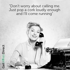 This sums me up perfectly! #dontworryaboutcallingme #justpopthecork #sparkling #getwinesdirect #wine #winelover #sparklinglover #isthisclassifiedasexercise #running