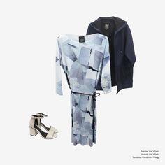 Arropame ss16 look with the Abby milk sandals by Alexander Wang: dress and bomber by Irie Wash. #arropame #conceptstore #bilbao #ss2016 #AlexanderWang #IrieWash #fashion #shoponline #looks #ootd #shopping #trendy #style http://arropame.com/las-sandalias-con-nombre-propio-de-alexander-wang/