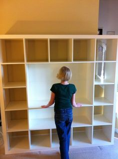 IKEA Homeschool Makeover the Frugal Way: The Family Room