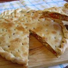 Foto de receta: Tarta de atún muy fácil Tuna Pie, Quiche, Smoked Tuna, Seafood Recipes, Cooking Recipes, Keto Recipes, Enjoy Your Meal, Plat Simple, Deli Food