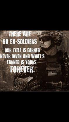Veteran status