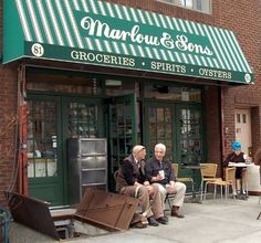 Marlow and Sons in Brooklyn