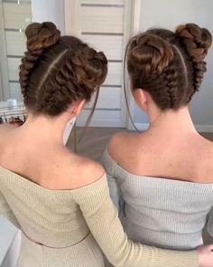 57 Braid Hairstyle Ideas for Girls Nowadays 57 Braid Hairstyle Ideas for Girls Nowadays braidhairstyle braidhairstyleideas braidhairstyledesign Easy Braided Hairstyles For Long, Cool Braid Hairstyles, Braided Hairstyles Tutorials, Braids For Long Hair, Girl Hairstyles, Hairstyle Ideas, Simple Hairstyles, School Hairstyles, Everyday Hairstyles