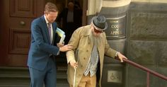 Blind paedophile who claims to be a witch freed from jail