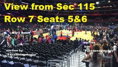 #tickets 2 Lakers PELICANS 3/5/17 Lower Level Section~115 Row 7 ***SEASON TICKETS*** please retweet