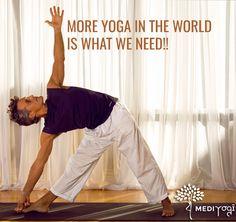 COMMON SENSE YOGA - FIND THE ALIGNMENT THAT WORKS FOR YOU & YOUR BODY.  #HappyMonday #YogaForAll #YogaQuotes #YogaPostures #Yogi #Yoga #Yogini #OM #Namaste #MediYogi