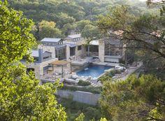 Dick Clark Architecture - Basin Ledge