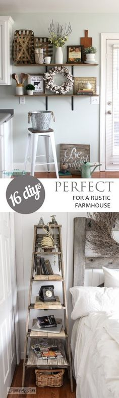 120 cheap and easy diy rustic home decor ideas inspiration rustic and home decor ideas - Home Rustic Decor