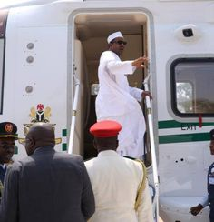 Welcome To Online News 411: Presdent Buhari Leaves Nigeria For A One Visit To ...