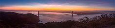 Golden Gate NP, including Marin Headlands