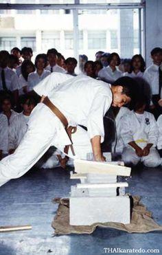 Black Belt Club of UTCC Karate: อ.ปรีดี เสียงลิ่วลือ (หมิ่น 19)