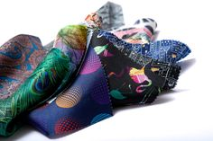 Design Print Lining Collection