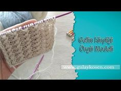 YouTube Knitting Videos, Knitting Stitches, Knitting Patterns, Popular Ads, Knit Crochet, Crochet Hats, Knit Vest, Diy And Crafts, Scrappy Quilts