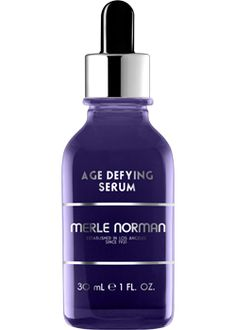 "Age Defying Serum  Defend your skin against the first signs of aging with this potent vitamin-enriched serum. Its exclusive Prevention+ Vitamin Complex is a powerful ""cocktail"" of antioxidants including Green Tea, Pomegranate Extract and Vitamins A, C and E all in a super hydrating base that's rich and silky to the touch. Use this valuable supplement twice daily to double your defense against fine lines. Ophthalmologist tested. Fragrance-free. Oil-free. Non-acnegenic. Non-comedogenic."